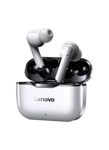 Lenovo Toys Go Green Lp1 Livepods Kablosuz Bluetooth Kulak İÇi Kulaklık Renksiz
